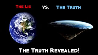 Картинка: the earth is flat and you've been lied to (nasa/illuminati deception exposed)